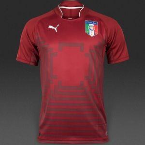 Puma FIGC Italia Gk Shirt Replica Size L Authentic